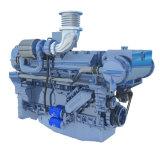 Serie Wp12 Weichai Marinedieselmotor Wp12c450-21 450HP/2100rpm
