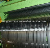 Bobine en acier entièrement automatique fendant la ligne de découpage usine de machine