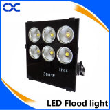 imitação da ESPIGA 300W da iluminação da inundação do diodo emissor de luz de Overclocking três