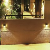 luz energy-saving da parede solar da lâmpada de 2W 20LED com luz e sensor de movimento SL1-38-20