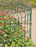 ボーダー塀の転送花の金網