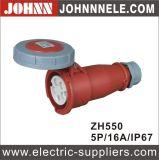 IP67 heißer Verbinder des Verkaufs-5p 16A für industrielles