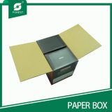 Emballage plat Boîte en carton ondulé rigide avec impression