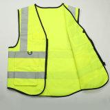 Kundenspezifische Sicherheits-Weste-hohe Sicht-Sicherheits-Abnützung-Sicherheits-Uniform-Arbeitskleidung