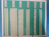 Ordinateur de machine de tressage de lacet de fils de coton