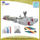 Machine d'expulsion en plastique de pipe/Manche de drain de PVC UPVC