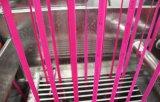 La fascia elastica lega la macchina con un nastro continua di Dyeing&Finishing con il contenitore di vapore di 60m