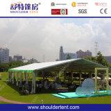 Grande tente de cornue de chapiteau d'écran extérieur d'usager (SDC1019)