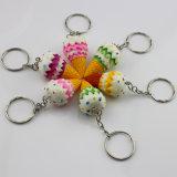 Resina decorativa Keychain de los items de la mini Navidad de la resina 3D de la alta calidad
