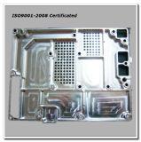 Корпус фильтра CNC подвергая механической обработке алюминиевый