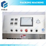 Máquina de embalaje de sellado de bandejas de ajuste de gas para frutas (FBP-450)