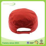 100% Algodão Custom Cheap Flat Brim Snapback Cap e chapéus