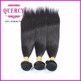 厚い端! 工場価格の100%年のバージンのRemyのブラジルの毛の織り方