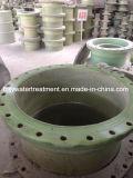 Projet composé de GRP contre la pipe/ajustage de précision de pipe