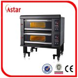 Kommerzieller elektrischer Computer-Panel-Pizza-Ofen für Gaststätte-Bäckerei-System für Verkauf, Bäckerei-Geräten-Lieferant in China