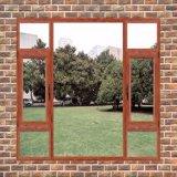 Meccanismo di alluminio di apertura della finestra del portello di profilo del blocco per grafici di finestra francese