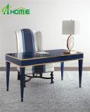 2016 News Mediterranean Style Home Office Decorativo azul Mirrored Console Tables / Desk