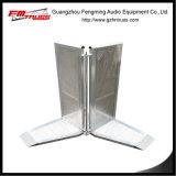 Prix unitaire matériel de produit de barrière de contrôle de foule d'alliage d'aluminium