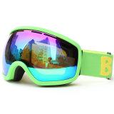 Anti lunettes de ski de regain, de professionnel et d'adulte (SNOW-2701)