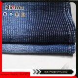 vente enregistrée par tissu de tricotage de denim de 95%Cotton 5%Spandex 380GSM
