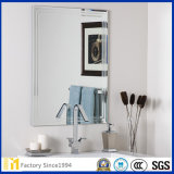 Personalizado de buena calidad de aluminio o plata espejo decorativo