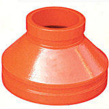 Fitting FM / UL Approved Ductile Iron Grooved Fitting