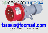 5p 6h IP44 16A Cee / IEC PP / PA New Generation Plug Industrial