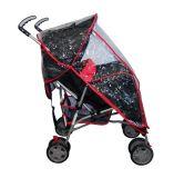 Säuglingskind-Baby-Spaziergänger mit Cer-Bescheinigung (CA-BB261) falten
