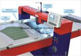 Reale durchgehende automatische einzelne automatische Kleid-Hauptschablonen-Nähmaschine