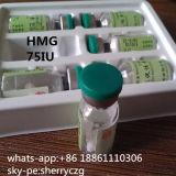 보디 빌딩 근육 성장 스테로이드 75iu 액체 HMG