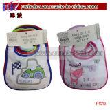 Baby Bibs Pack de 7 jours de la semaine bébé Accessoires étanches (P1013)