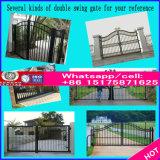 Богатые ворота ограждения / Ворот / Въездные ворота