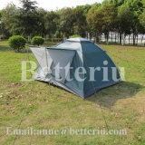 يخيّم خارجيّ خيمة خيمة [فريستندينغ] مع [رين-بلوكينغ] ظلة
