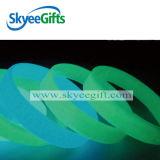 Förderndes Silikonwristband-Glühen im dunklen SilikonWristband