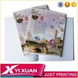 Artículos promocionales Escuela de papelería de papel de cuaderno Estudiante Notebook