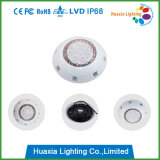 258mm ABS 9W LED RGB Multi Color LED Luces subacuáticas de la piscina