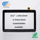 Résolution haute résolution 1024 * 600 Écran capacitif à projection 10,1 pouces écran tactile