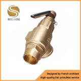 Латунный предохранительный клапан подогревателя воды