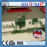 Kommerzielles Paprika-Soße-Aufbereiten und Flaschen-Füllmaschinen SUS 304/316 im Material