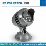 Proiettore variabile esterno rotondo 18W 36W di paesaggio del riflettore 220volt RGB LED del proiettore