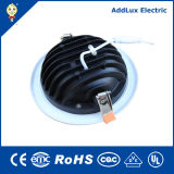 Ce RoHS 10W 20W 30W à intensité variable COB Downlight Led