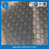 316 de la plaque à damier en acier inoxydable 304