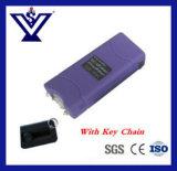 Mini tocha de alta potência com arma de atordoamento para autodefesa (SYSG-900)
