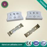 Venta derramada de Derectly del fabricante del corchete de lámpara de la cubierta LED del tubo del LED