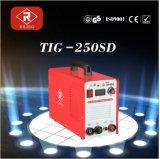 Máquina de soldadura MMA/Tigwelder do TIG do inversor da C.C. do arco (TIG140SD)
