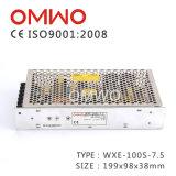AC de la tension d'entrée de bloc d'alimentation de la commutation Wxe-100s-5 100-240V à C.C 5V 100W