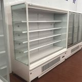Supermercado Cold Drink Freezer Display Showcase Chiller