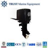 Boot 4 Slag, Diesel van de Cilinder van de Lijn van V Tweeling BuitenboordMotor voor Verkoop