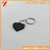 Marchio a forma di di Customed della catena chiave del cuore del metallo (YB-HD-193)