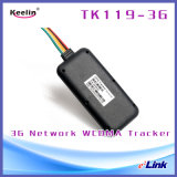 o CRNA Hardwired rede do perseguidor de 3G GPS que verific o múltiplo alerta a porta impermeável de Gpio (TK119-3G)